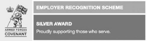Defence Employer Recognition Scheme (ERS) - Silver